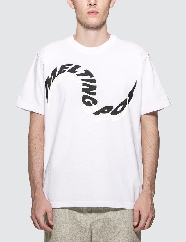 Sacai Melting Pot T-Shirt