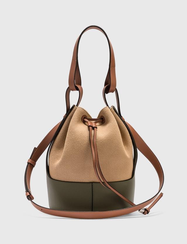 Loewe Balloon Bag Creta/green Women