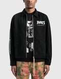 Aries Column Zip Through Jacket Picutre