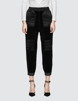 Undercover Sheepskin Pants