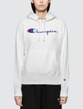 Champion Reverse Weave Hooded Sweatshirt Picutre