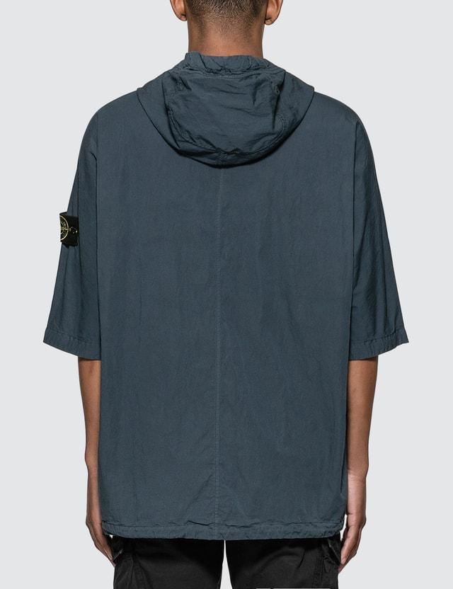 Stone Island Hooded Anorak Overshirt