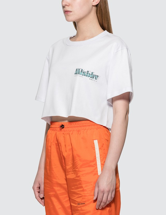 Misbhv The Mbh Hotel & Spa Cropped T-shirt