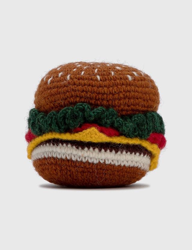 Ware of the Dog Hand Knit Hamburger Multicolour Life