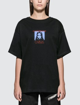 X-Girl Face Logo T-shirt