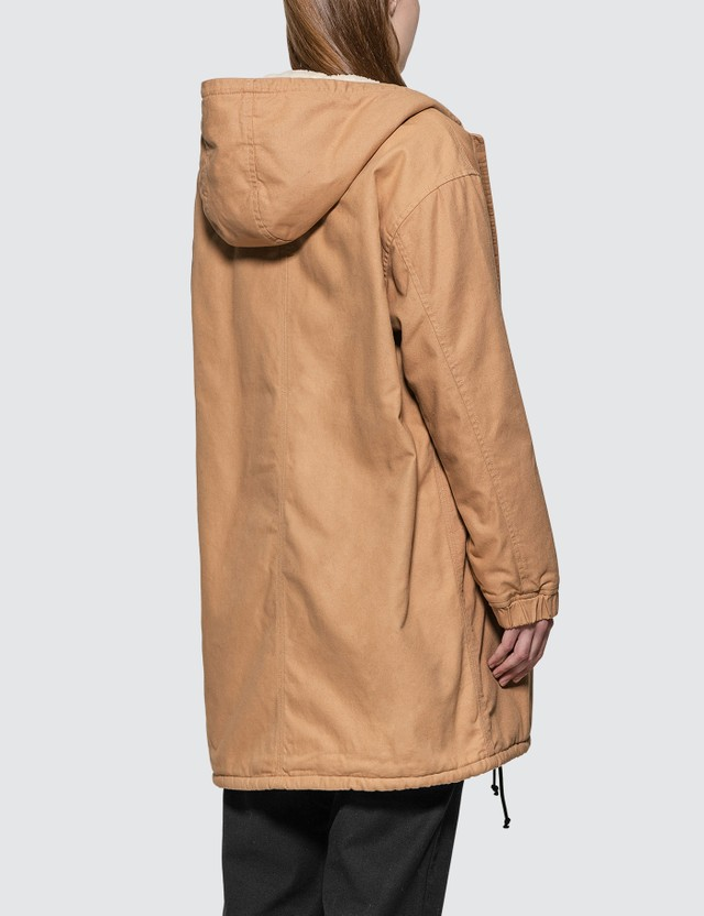 Carhartt Work In Progress Hooded Script Coach Jacket