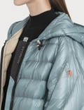 Moncler Breathable Light Down Jacket White Women