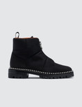 Alexander Wang Cooper Nylon Boots Picture