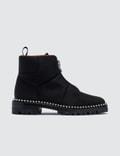 Alexander Wang Cooper Nylon Boots Picutre