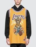 Warren Lotas Lakers Fallas Classics Jersey Picture