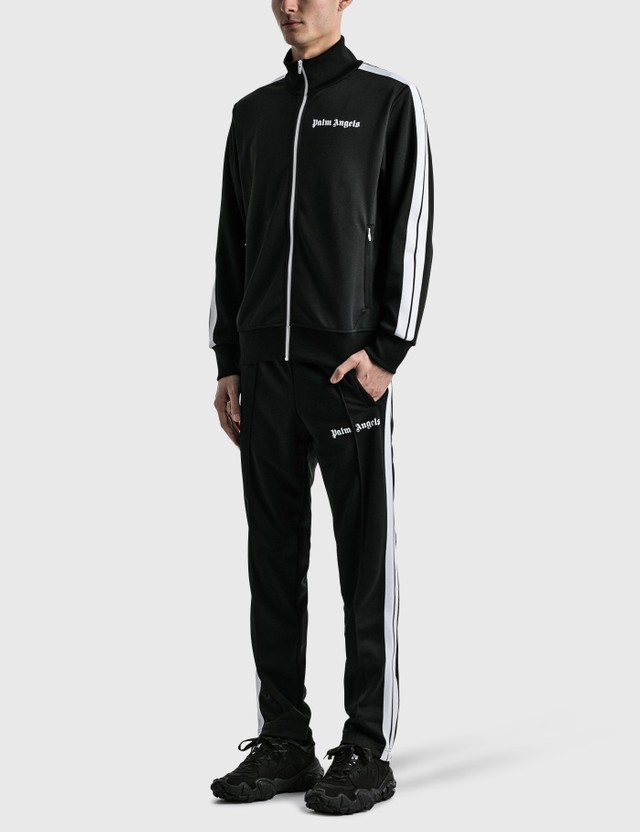 Palm Angels Classic Track Jacket Black Men