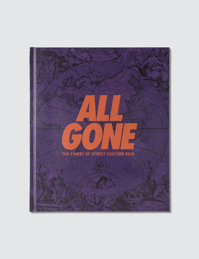 All Gone All Gone 2018 (Purple Reign)
