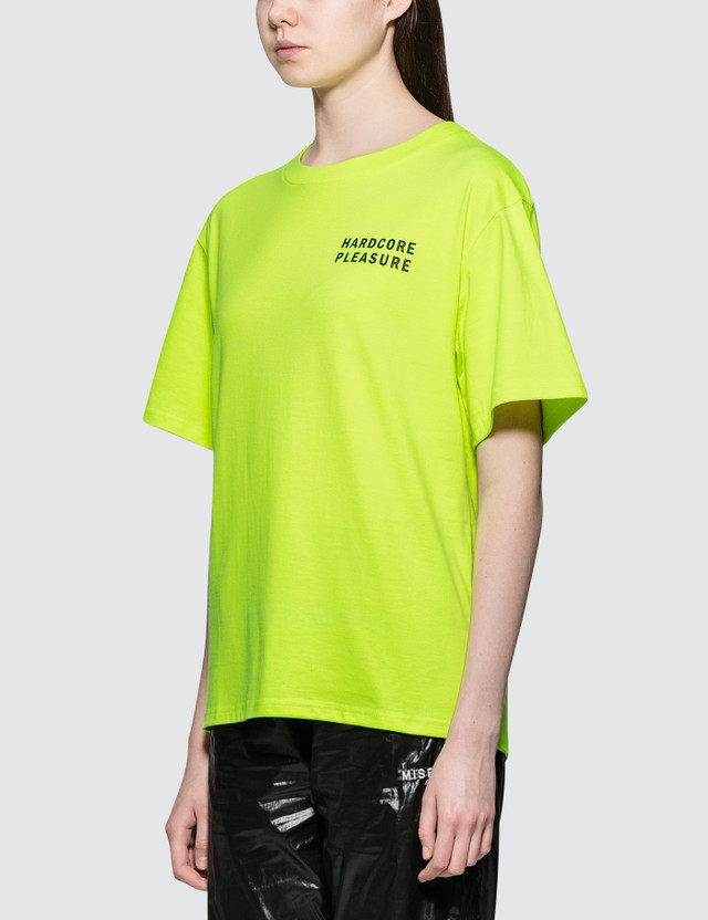 Misbhv Hardcore Pleasure Short Sleeve T-shirt