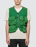 CP Company Nylon Work Vest Picture