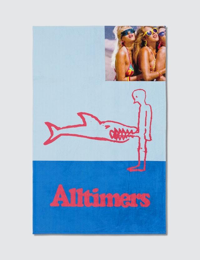 Alltimers Beach Mode Towel