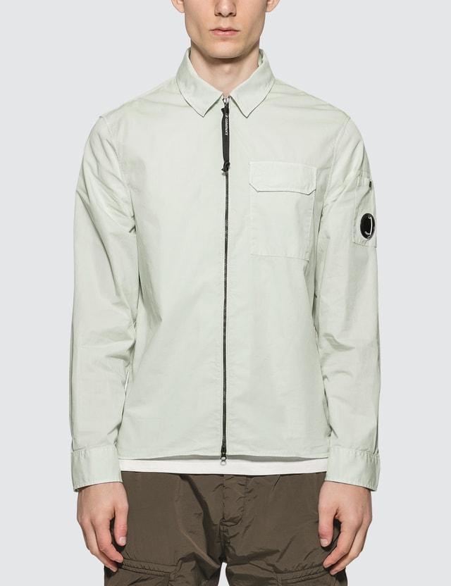 CP Company Nylon Shirt Jacket