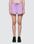 Fenty Puma By Rihanna Side Split Shorts Picture