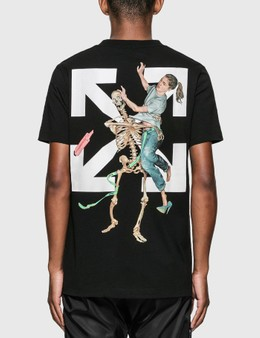 Off-White Pascal Skeleton T-Shirt