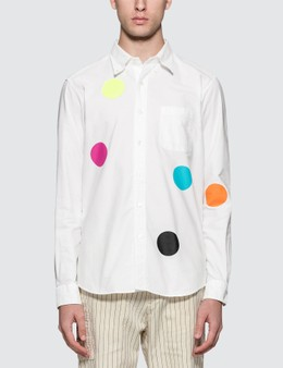 SOPHNET. Dot B.D Shirt