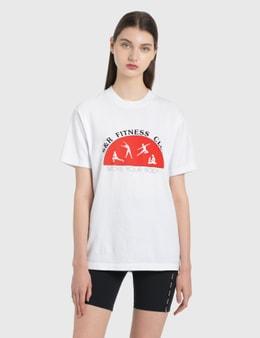 Sporty & Rich S&R Fitness Club T-Shirt