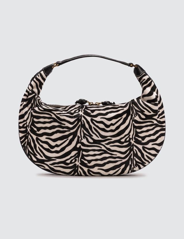 Staud Zebra Sasha Bag