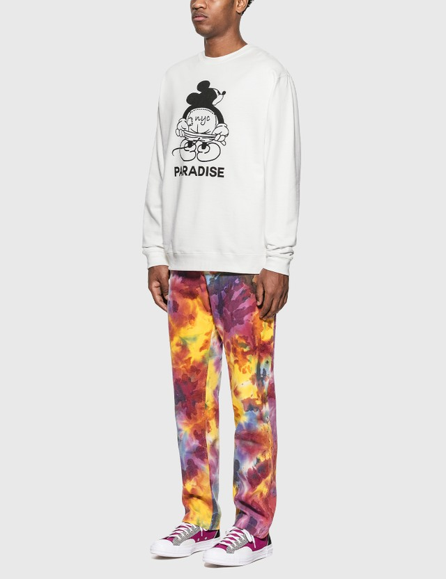 Paradise NYC Mickey Moon Sweatshirt