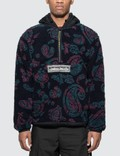 Aries Paisley Half Zip Fleece Picture