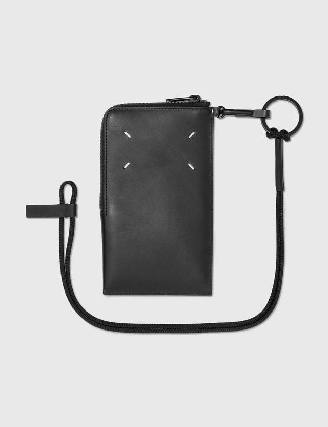 Maison Margiela Phone Holder Black Men