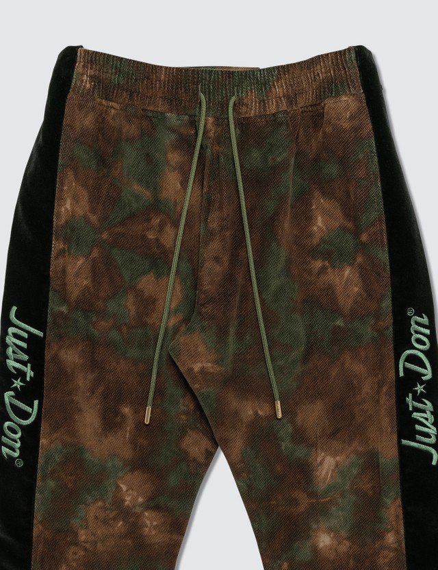 Just Don Camo Corduroy Tearaway Pants =e36 Men