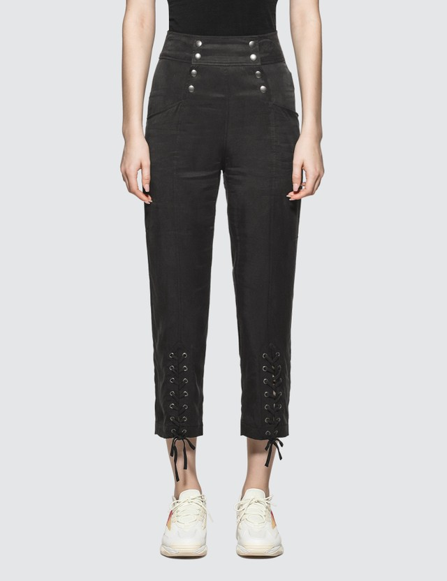 X-Girl Lace-up Pants