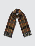 Loewe Checks Fil CoupÉ Scarf Picture