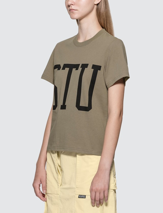 Stussy Allen Big Scale T-shirt