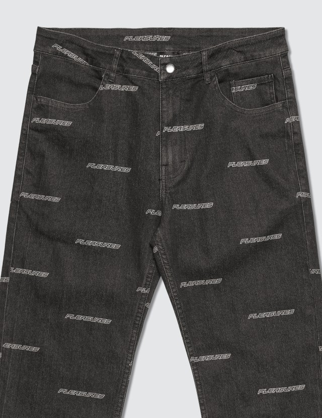 Pleasures Typhoon Denim Pants