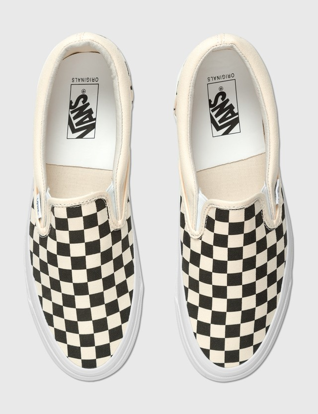 Vans OG Classic Slip-on LX (canvas) Checkerboard Men