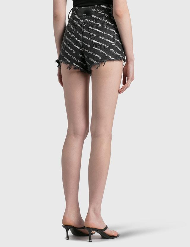 Alexander Wang.T Bite Shorts