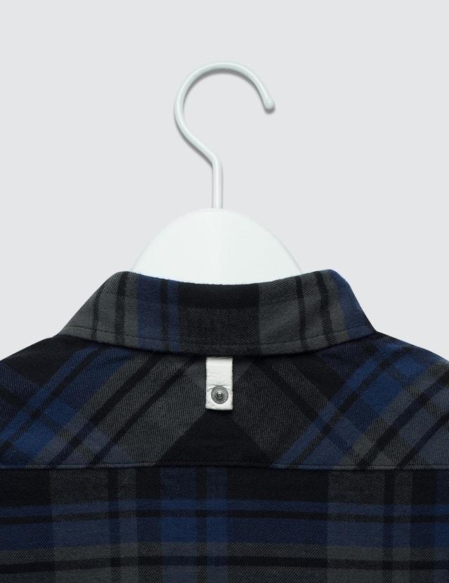Visvim Black ELK Flannel L/S