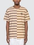 Loewe ELN Stripe Asymmetric T-Shirt Picture