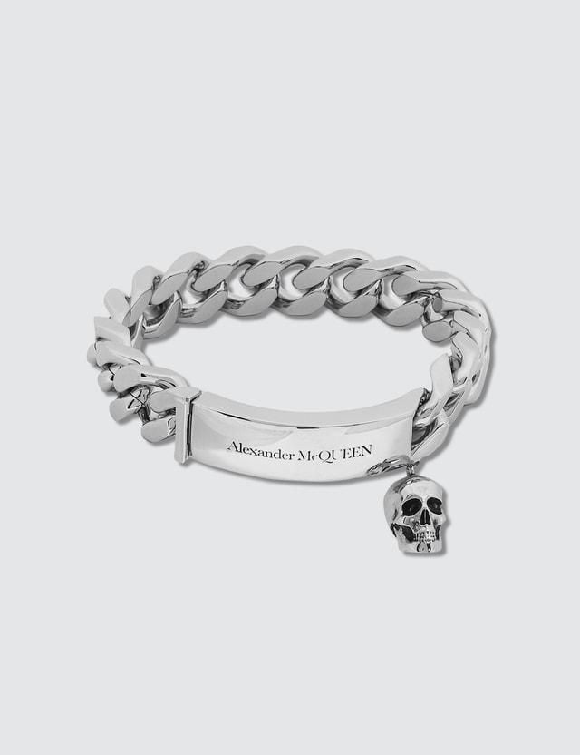 Alexander McQueen Identity Bracelet