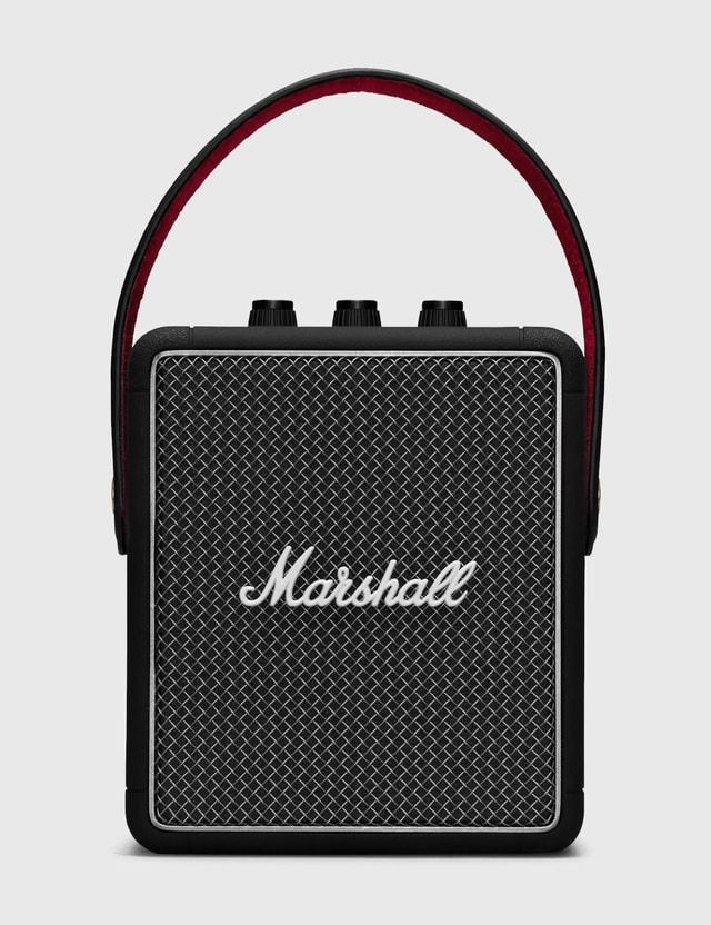 Marshall Stockwell II Black & Mode EQ Bundle Black Unisex