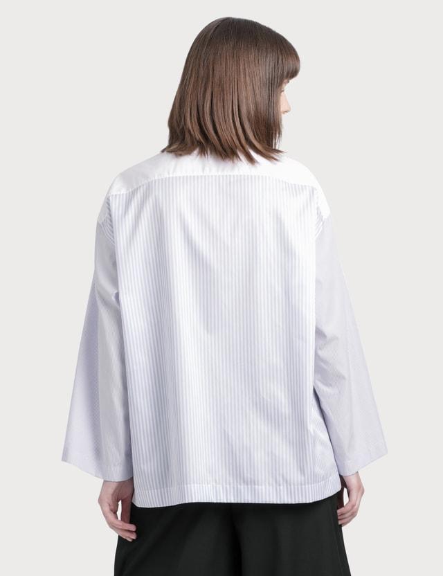 Loewe Stripe Oversized Shirt