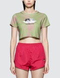 Fiorucci Angel Crop Short Sleeve T-shirt Picture