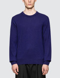 Maison Margiela 12 Guage Elbow Patch Knit Picture