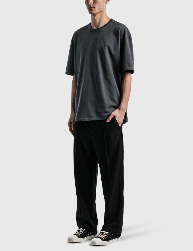 Maison Margiela 4 Stitches T-shirt Anthracite Men