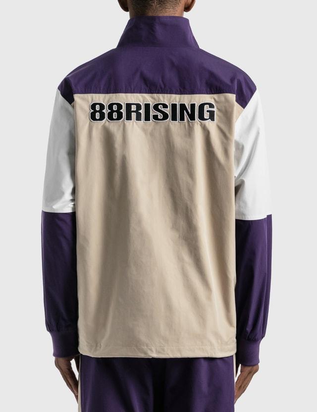 88rising 88 Core Colorblocked Track Jacket Multi. Unisex