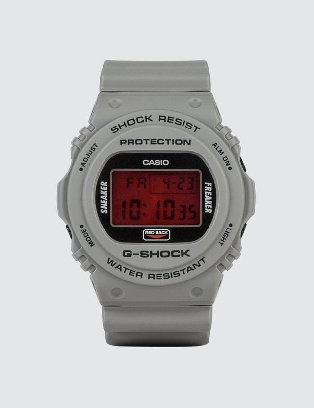 G-Shock Sneaker Freaker x Stance x G-Shock DW5700SF