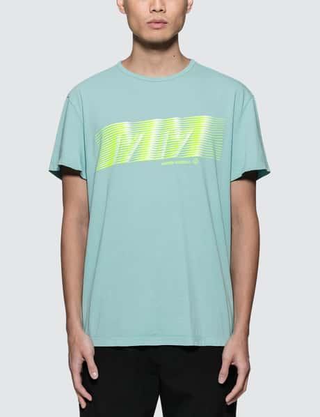 메종 마르지엘라 Maison Margiela Familiar Fade Reverse S/S T-Shirt