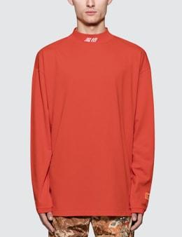 Heron Preston CTNMB Chinese Turtleneck L/S T-Shirt