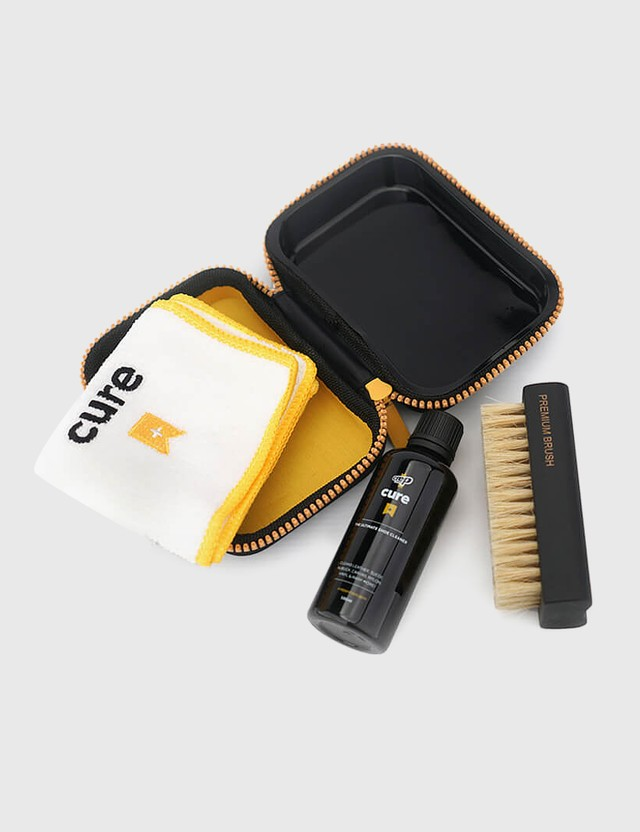Crep Protect Cure Travel Kit Black Unisex
