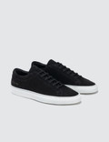 Common Projects Original Achilles Low In Suede