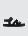 Prada Tech Sandal Picture